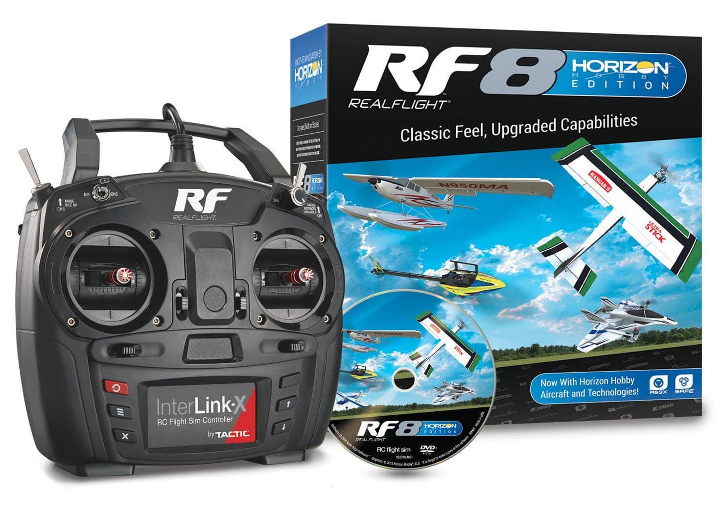 RealFlight RF8 Horizon Hobby Edition