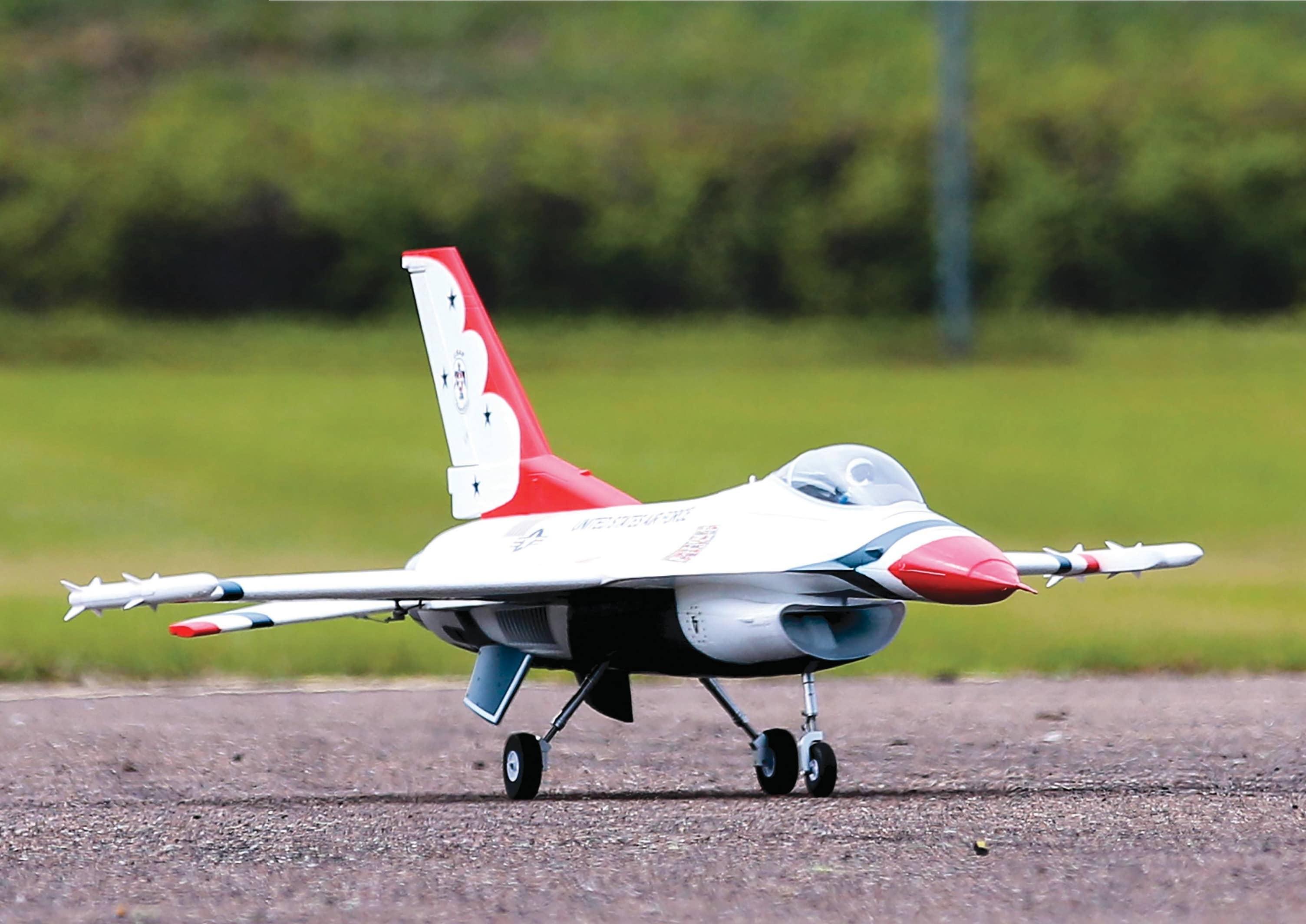 E-Flite/Horizon Hobby F-16 Thunderbirds 70mm EDF
