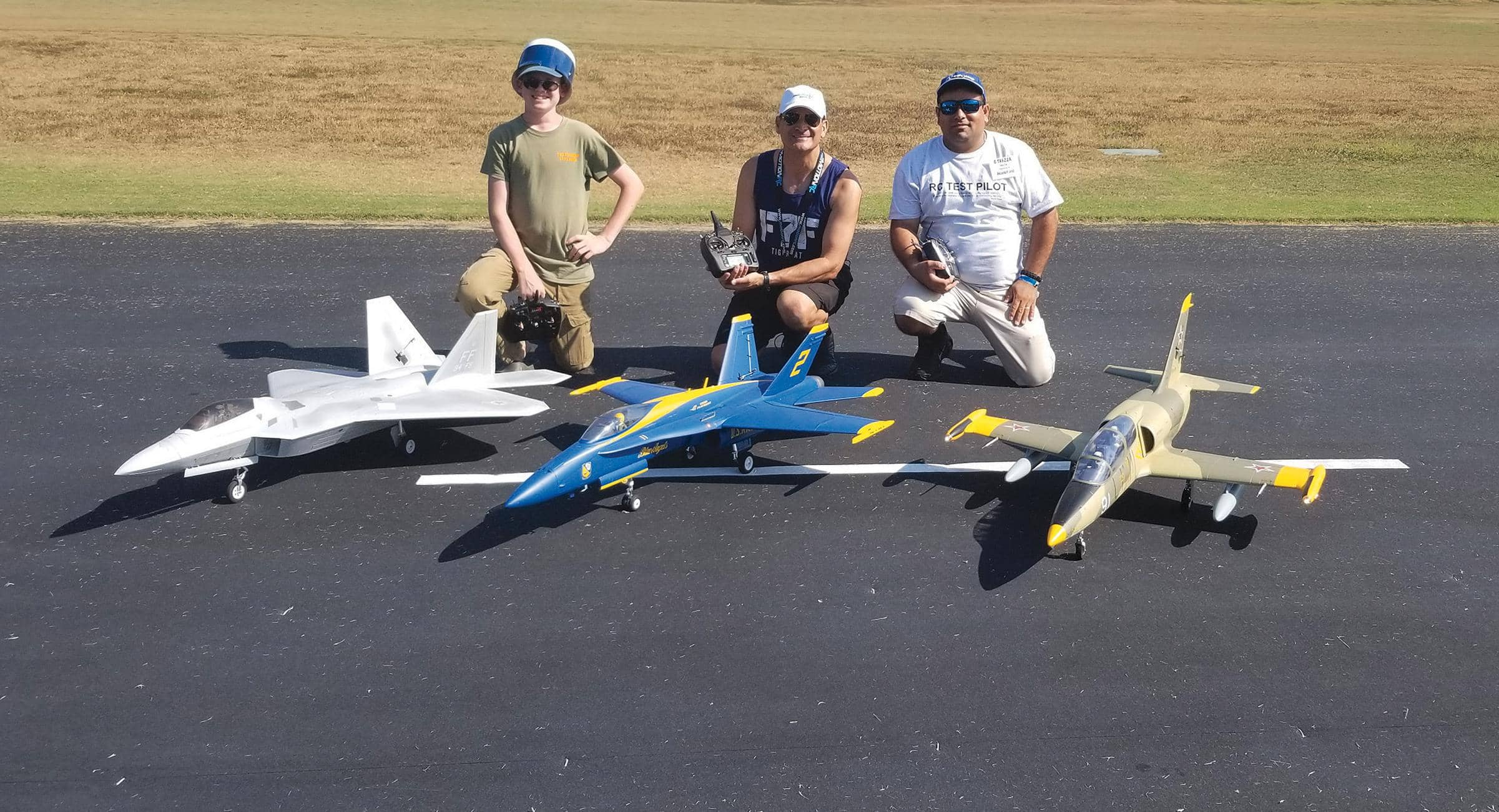 ELECTRIC JETS JOIN TOP GUN