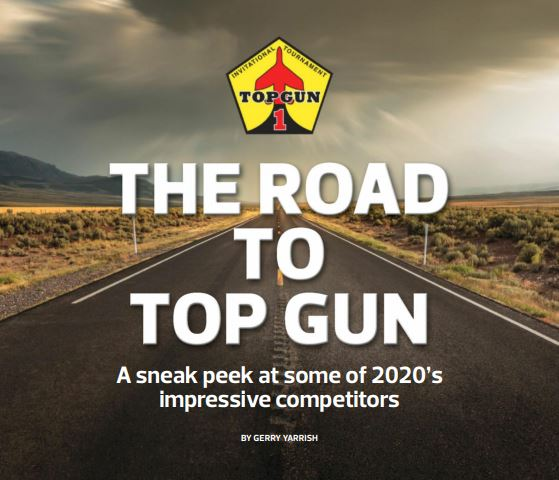 THE ROAD TO TOP GUN