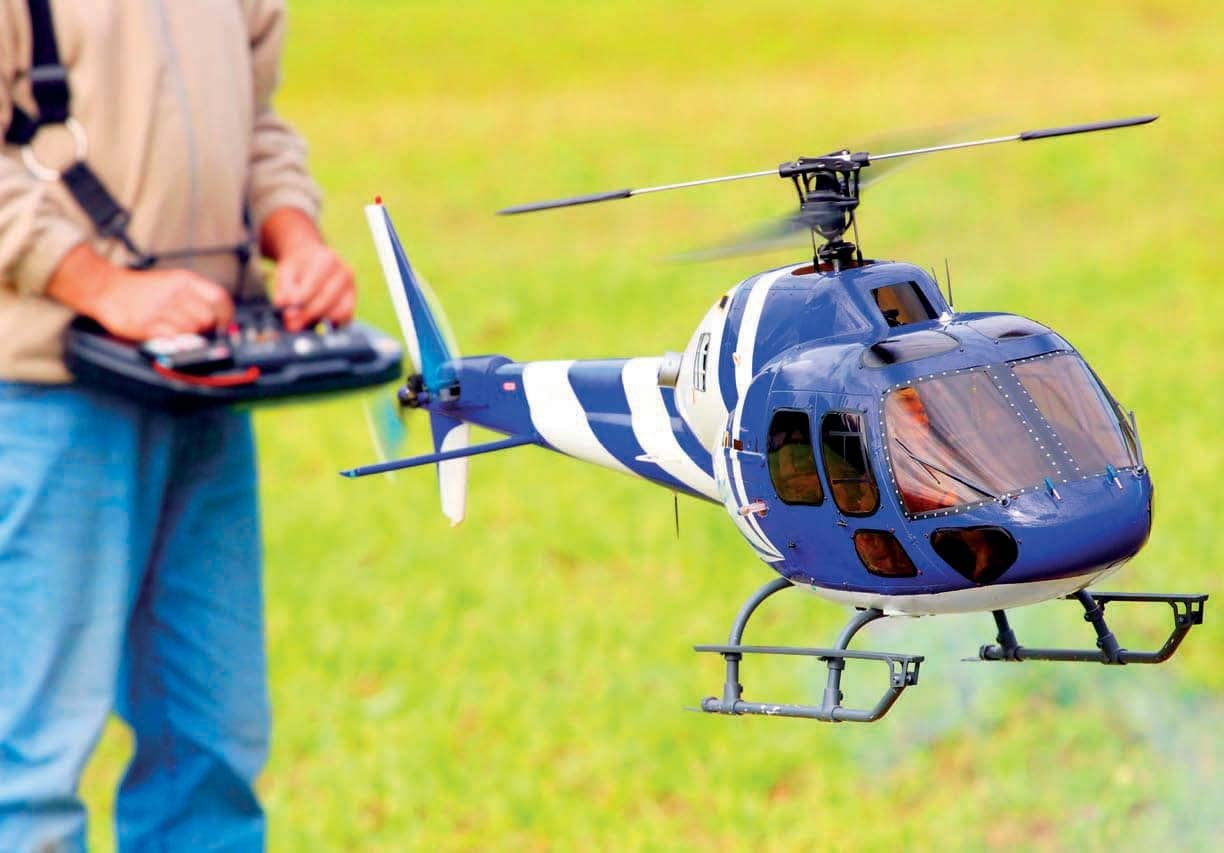 GETTING STARTED WITH HELICOPTERS