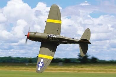 P-47 - This WW II warbird will make you an ace!
