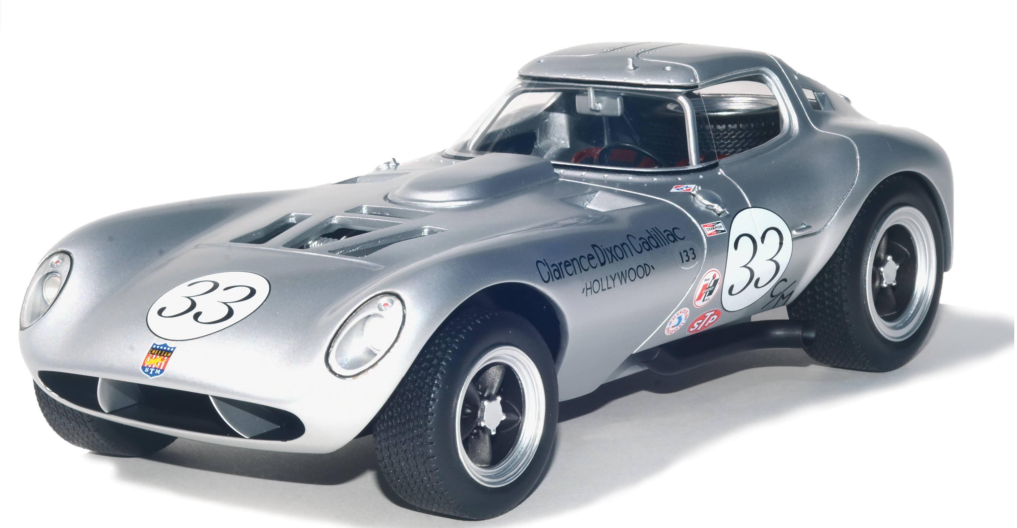 Replicarz: 1964 Cheetah Team Clarence Dixon Cadillac No. 33