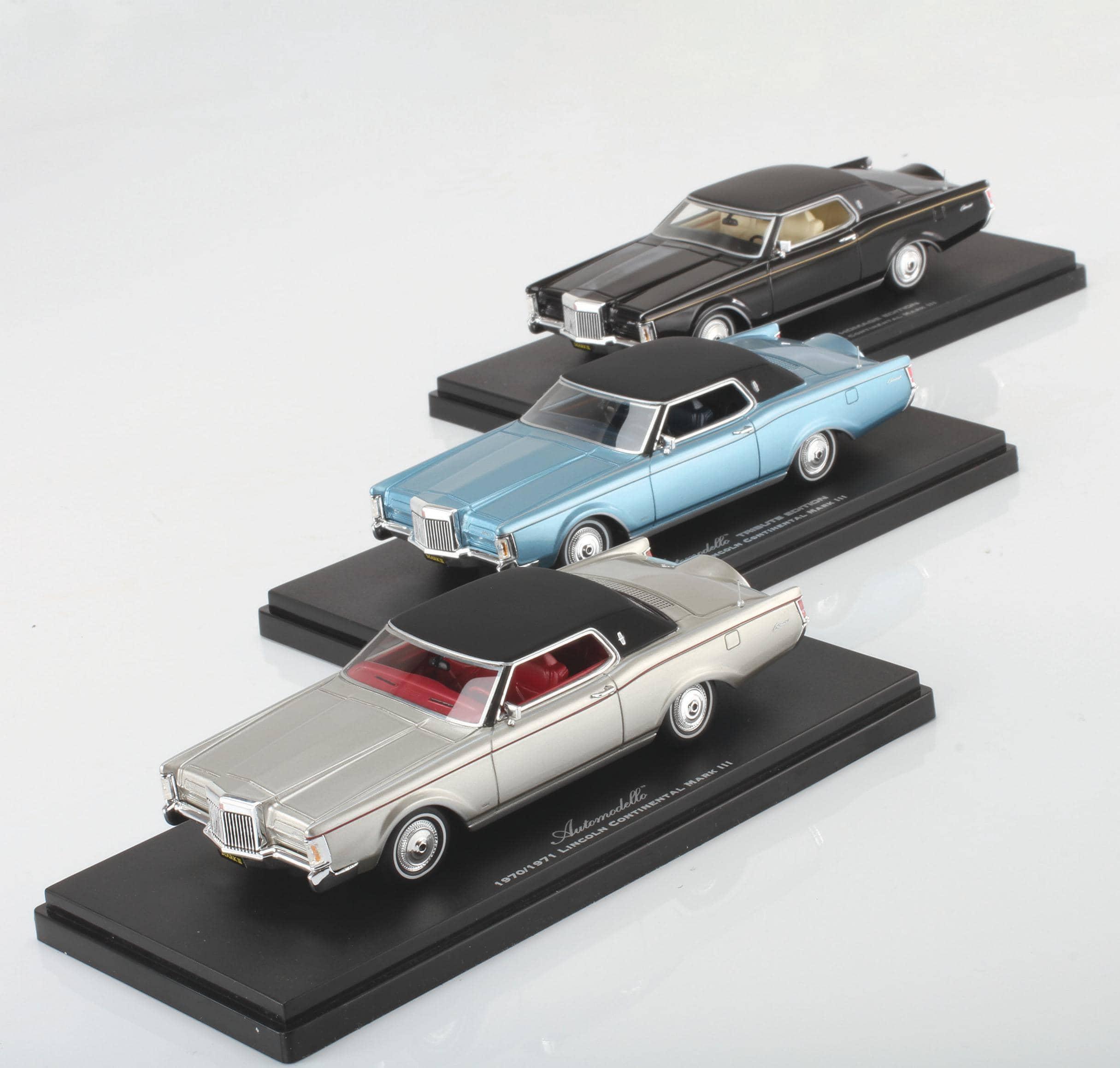 Automodello 1970-1971 Lincoln Continental Mark III