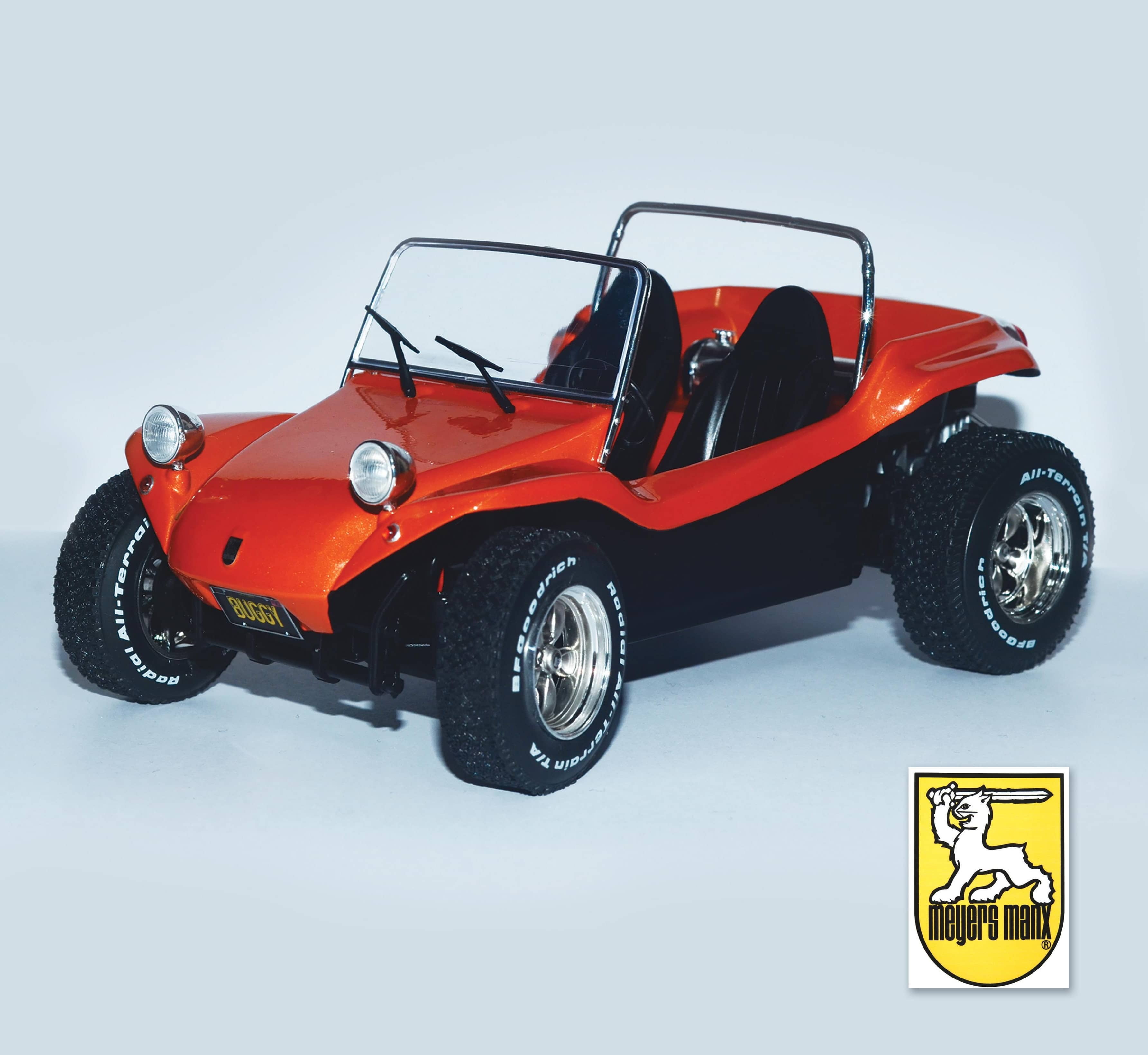 Solido - 1970 Meyers Manx Convertible - The definitive dune buggy done right!