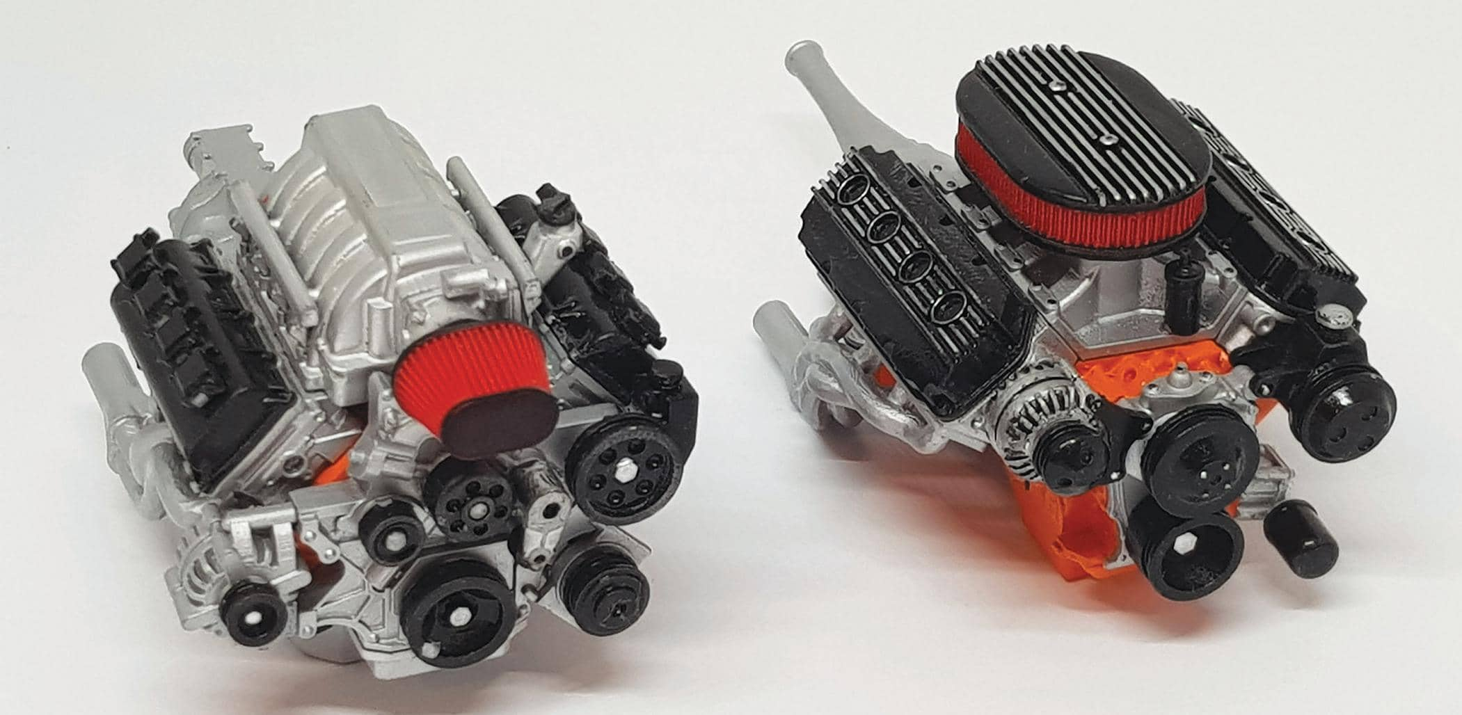 AR.SCALE PARTS 3D PRINTED ENGINES