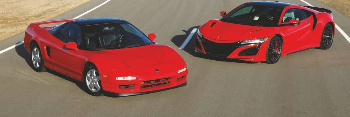 A HISTORY OF HIGH-PERFORMANCE HONDA: Engineering Efficient Speed