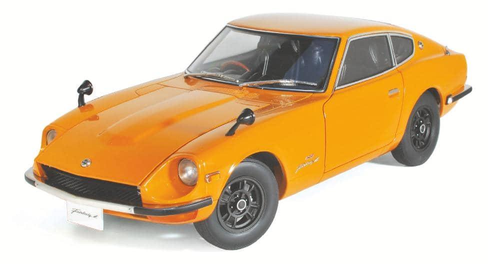 AUTOart 1969 Nissan Fairlady Z432