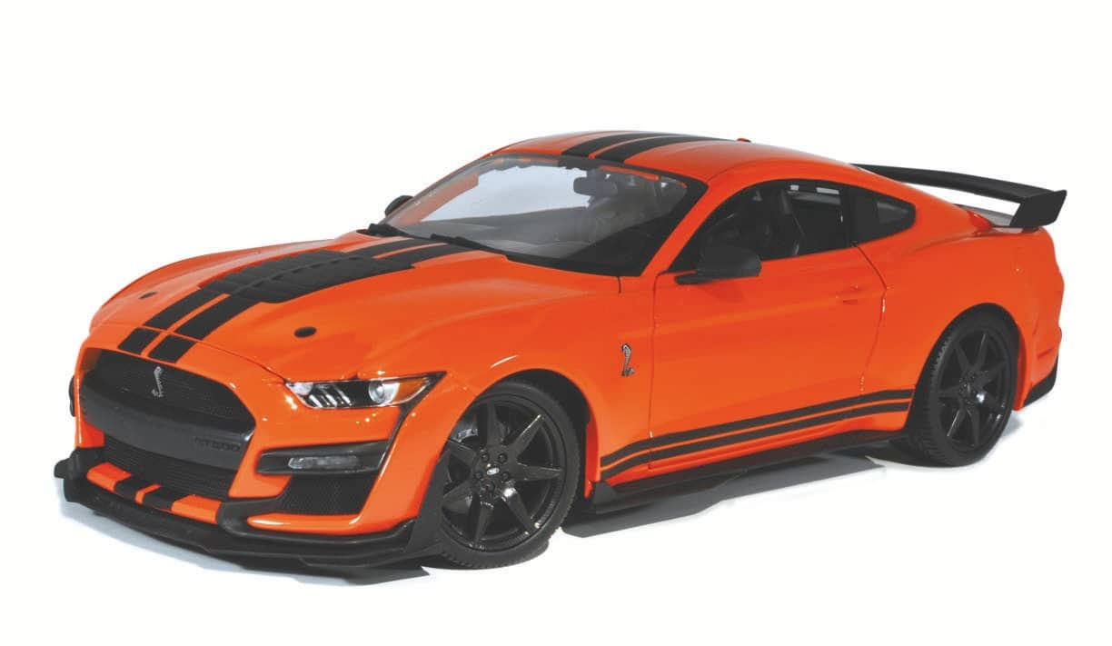 Maisto Special Edition 2020 Shelby Mustang GT500