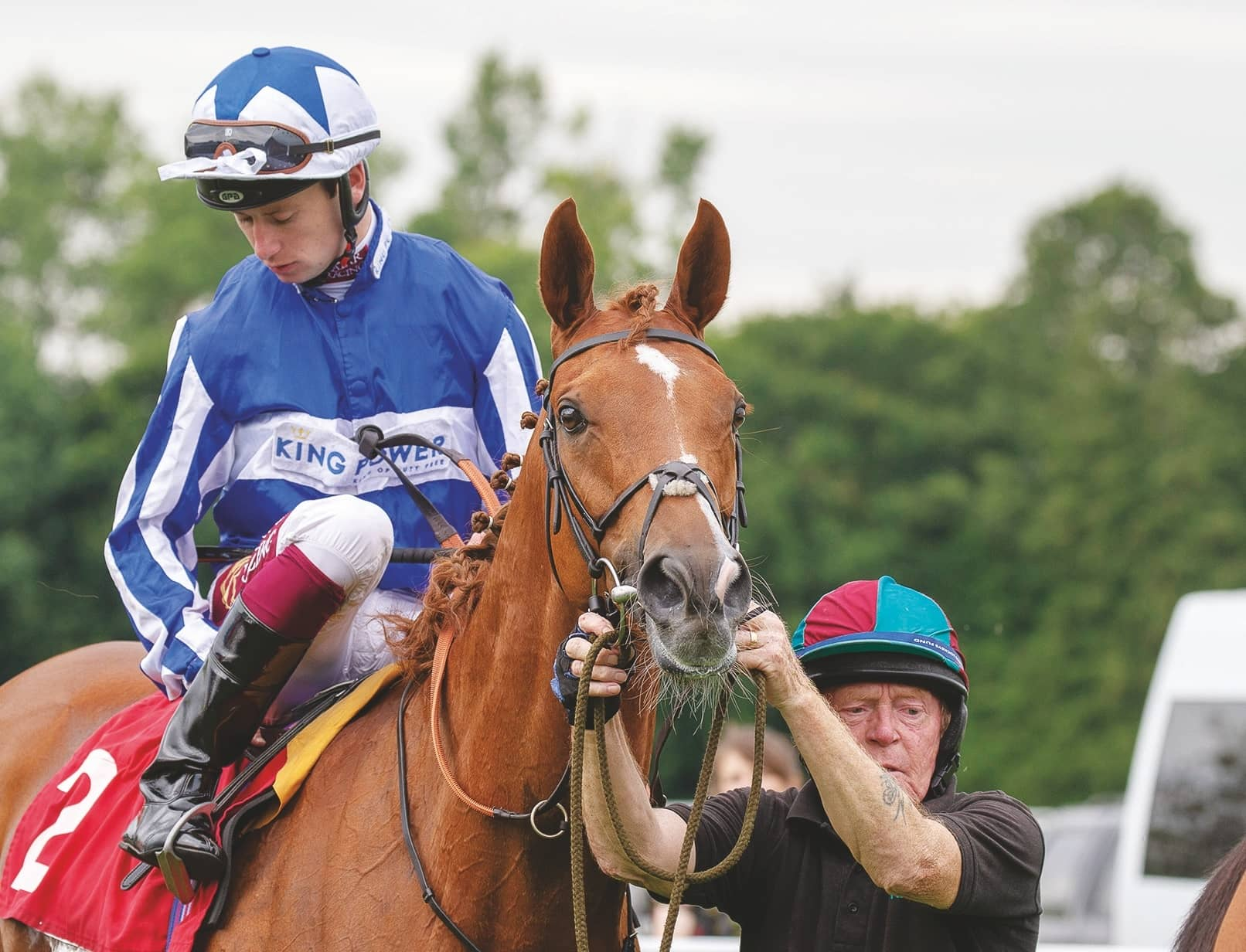 Knives On Out Knavesmire