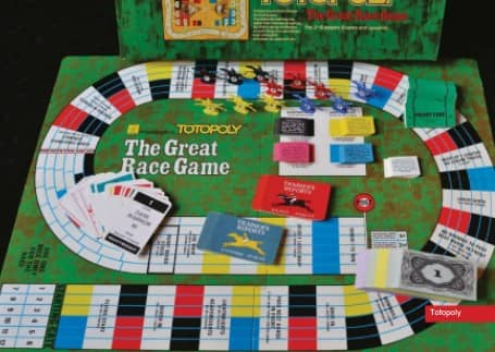 HOW LINCOLN RACE SPARKED BOARD GAME