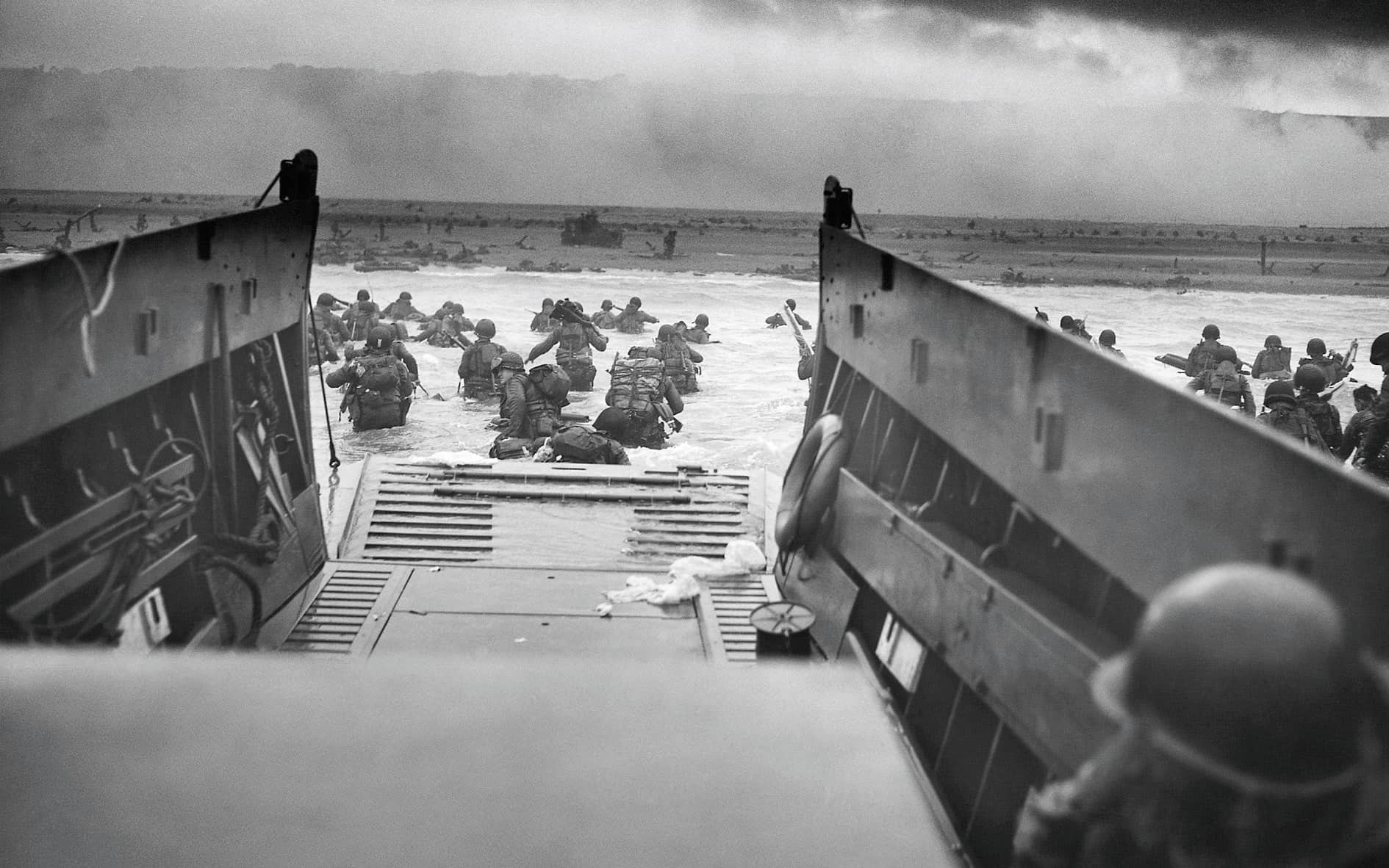 LETTER FROM NORMANDY: THE LEGACY OF THE LONGEST DAY