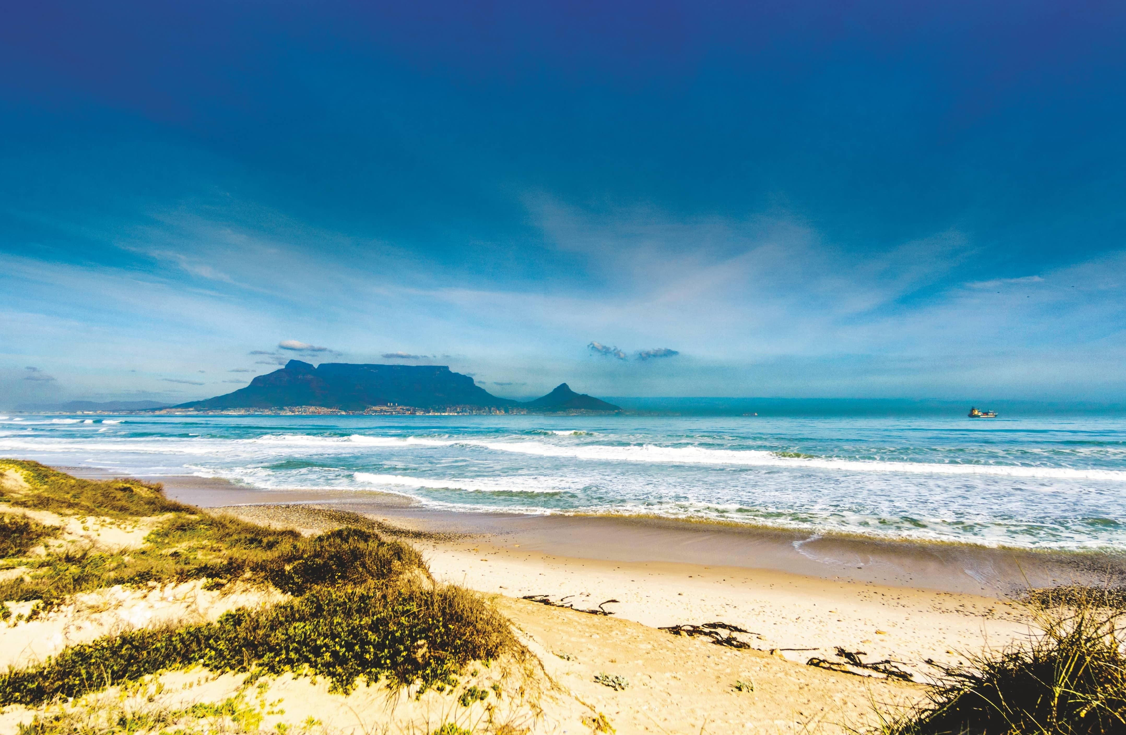 SOUTH AFRICA'S FATEFUL SHIPWRECK