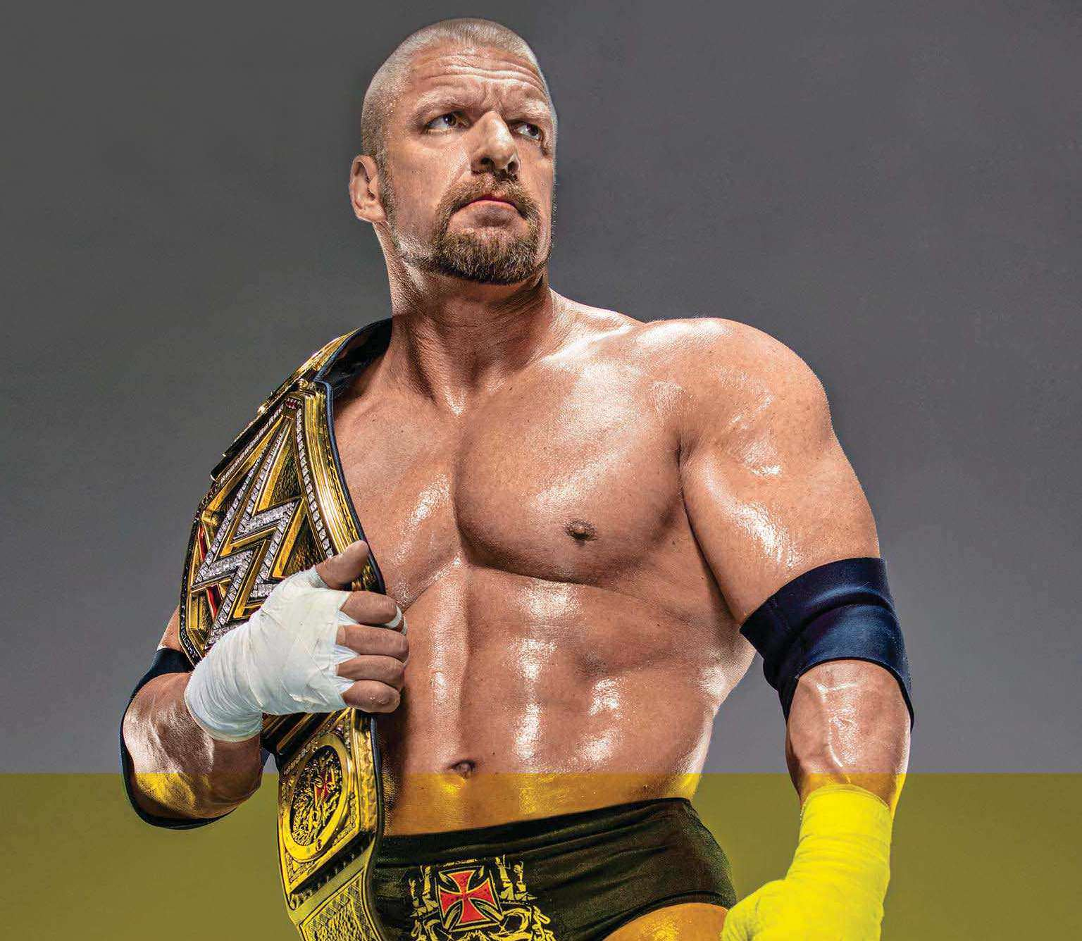 WWE Star Triple H Gets Candid About His Career