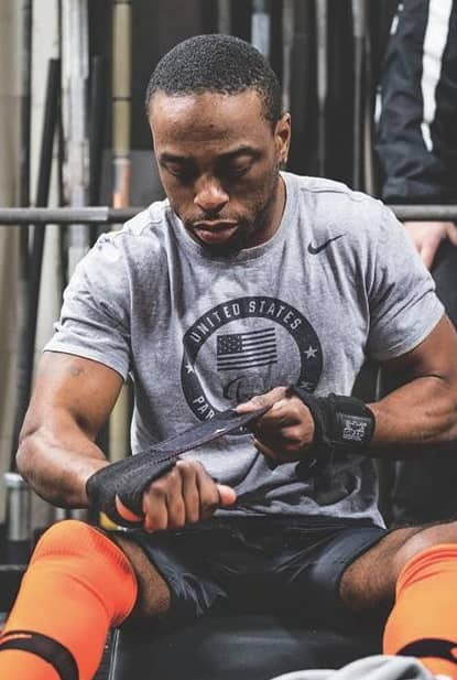 The Powerlifter Of Positivity