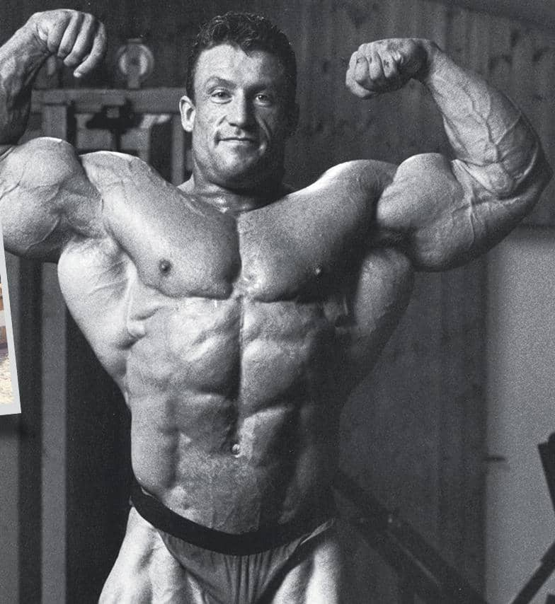 Have You Seen Dorian Yates Lately?