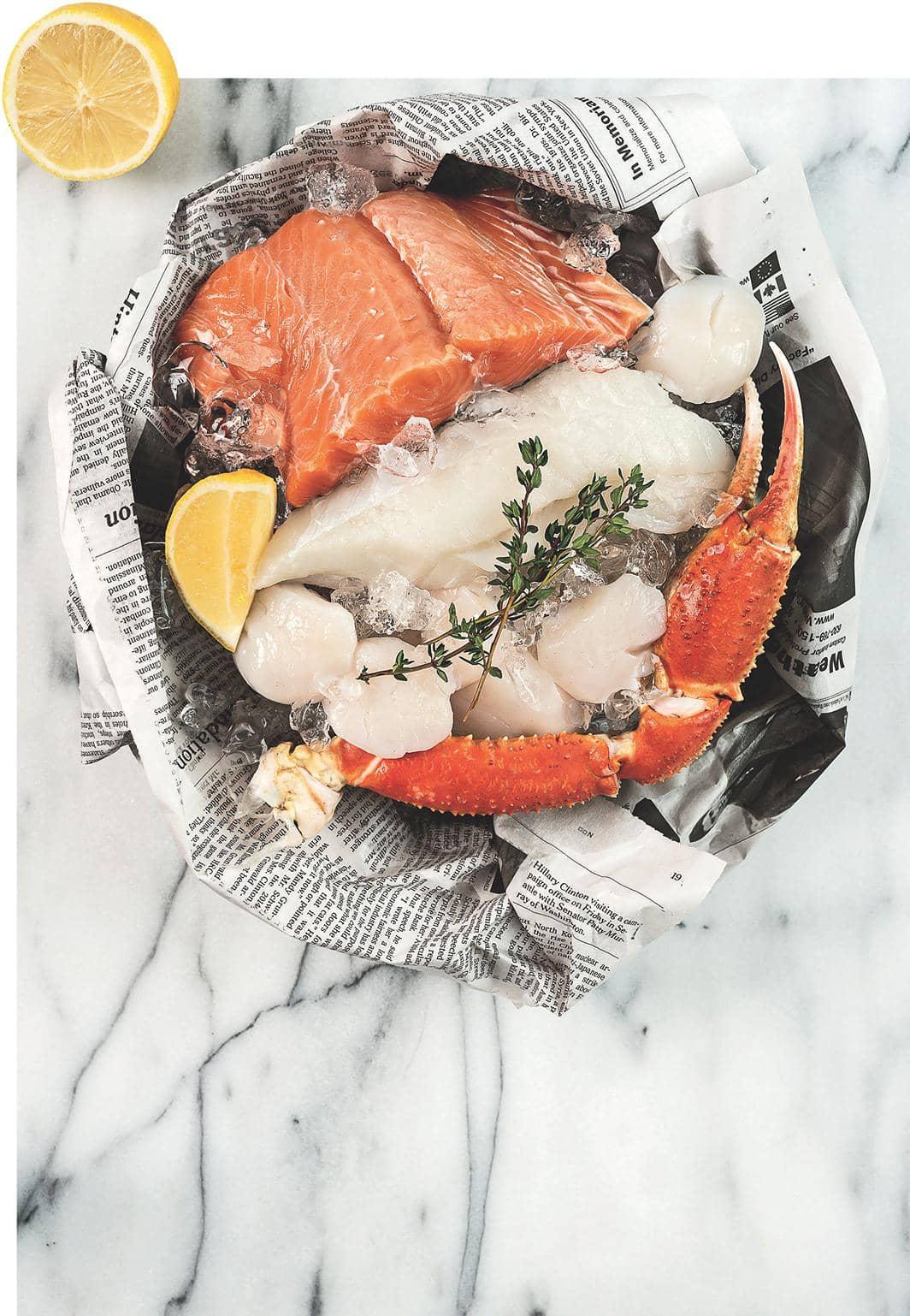 5 Hearty, Winter Wild-Fish Recipes