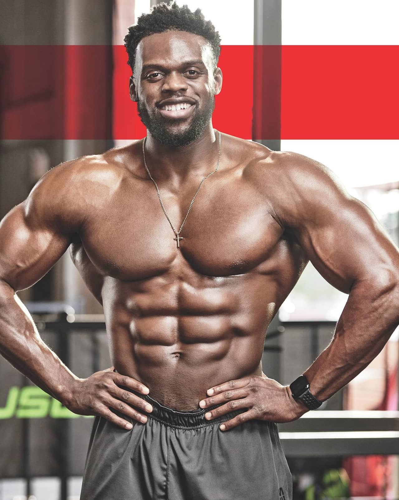 FINE ART: CHISELING A COMPETITION-QUALITY UPPER BODY
