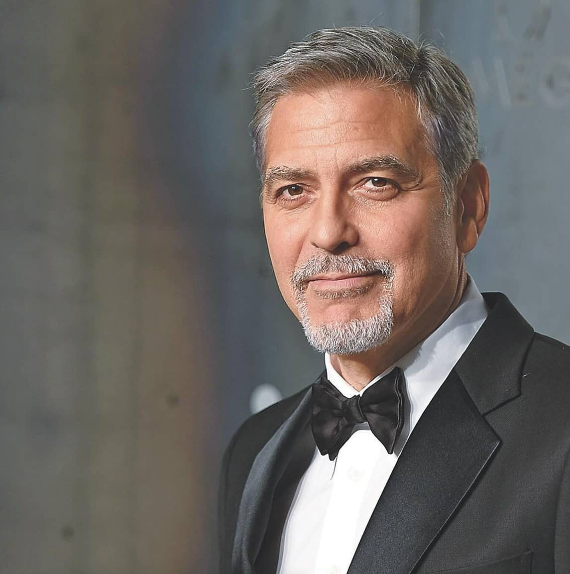 Catching Up With George Clooney