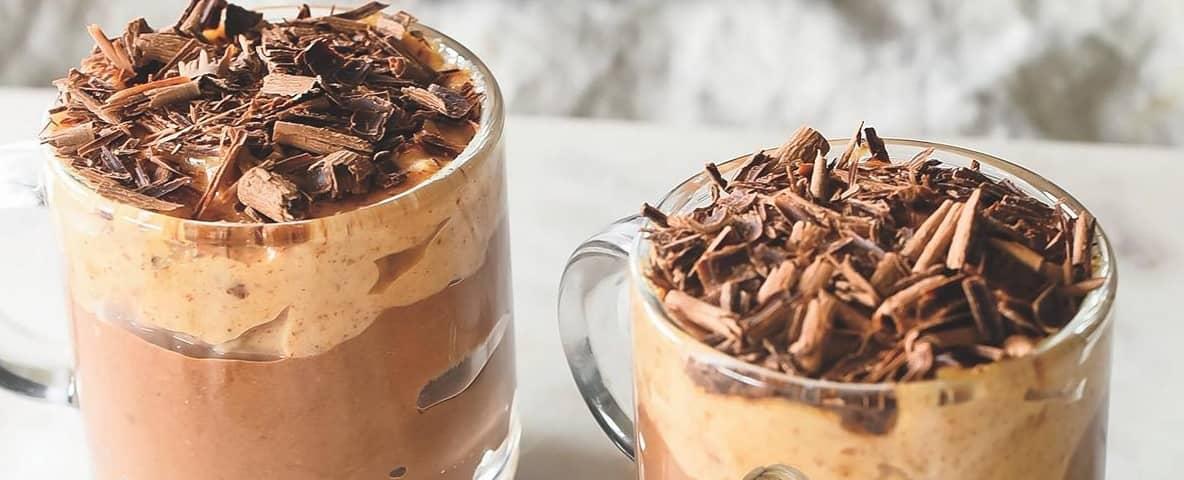 Melissa Rauch's Tofu Chocolate Pudding