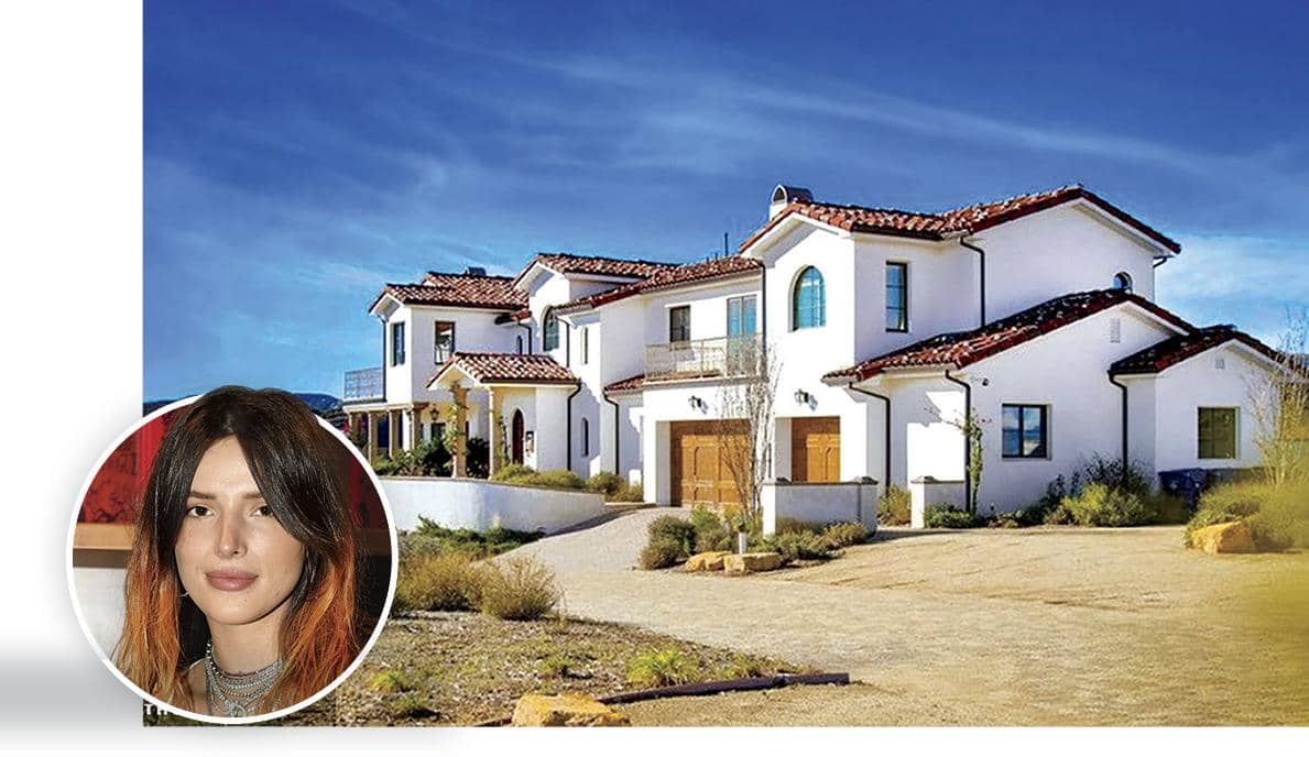 Bella Thorne's Secluded Spot