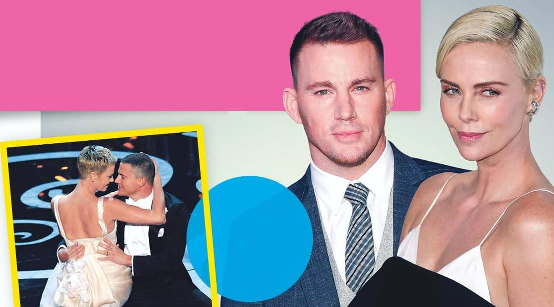 CHANNING & CHARLIZE DATING!