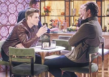 Y&R: PHYLLIS LEARNS ADAM AND CHANCE'S SECRET