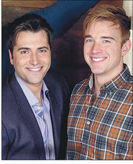 LATE - BREAKING NEWS - CHANDLER MASSEY AND FREDDIE SMITH ON DAYS EXITS