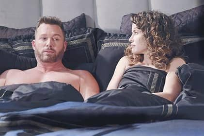 DAYS: SARAH AND BRADY HEAD TO BED