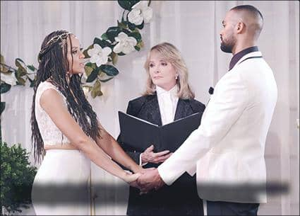 DAYS: LANI AND ELI'S WEDDING SHOCKERS