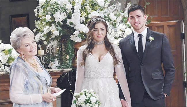 DAYS EXPLODES! BEN AND CIARA'S WEDDING DAY DRAMA