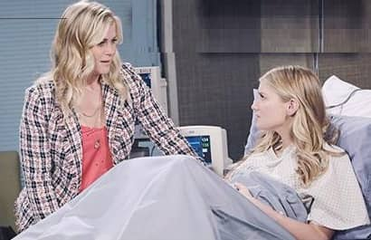 DAYS: ALLIE GOES INTO LABOR