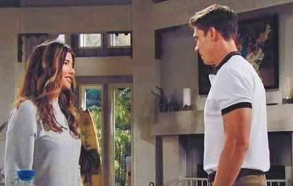 B&B: STEFFY AND FINN GROW CLOSER