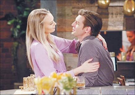 Y&R: CHANCE PROPOSES TO ABBY