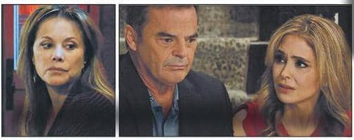 GH SCRIBES ON THE NED/ALEXIS/OLIVIA DRAMA