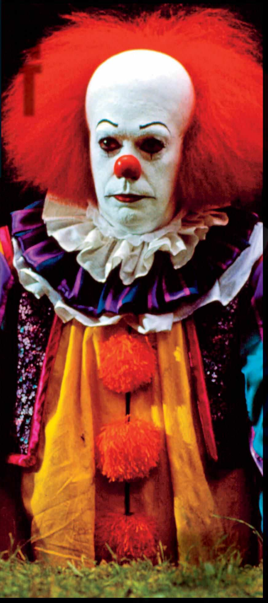 Creepy Clown Rampage Ain't Very Funny!