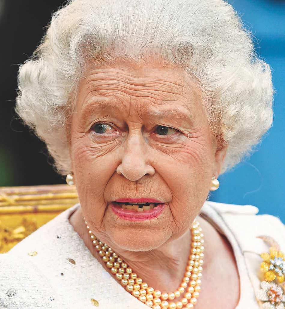 Queen Escapes Assassins!