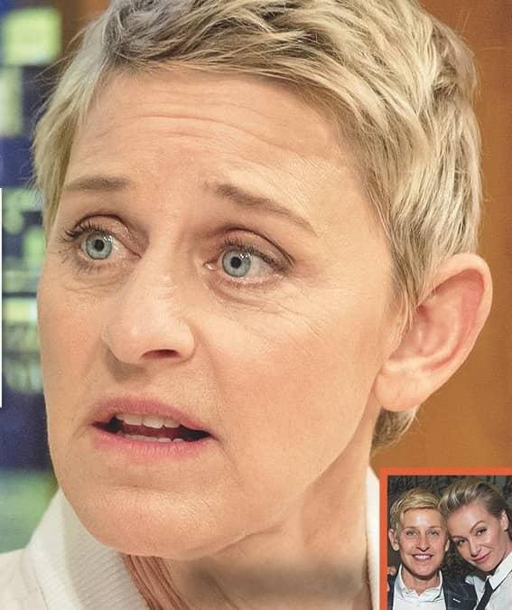 Hart-sick Ellen Ready To Qut!