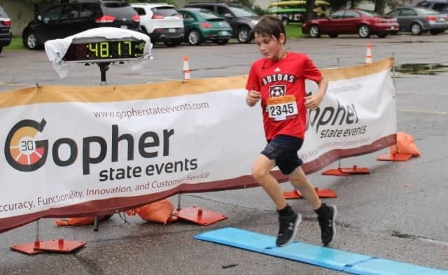 Boy Takes Wrong Turn In 5K — And Wins 10K!