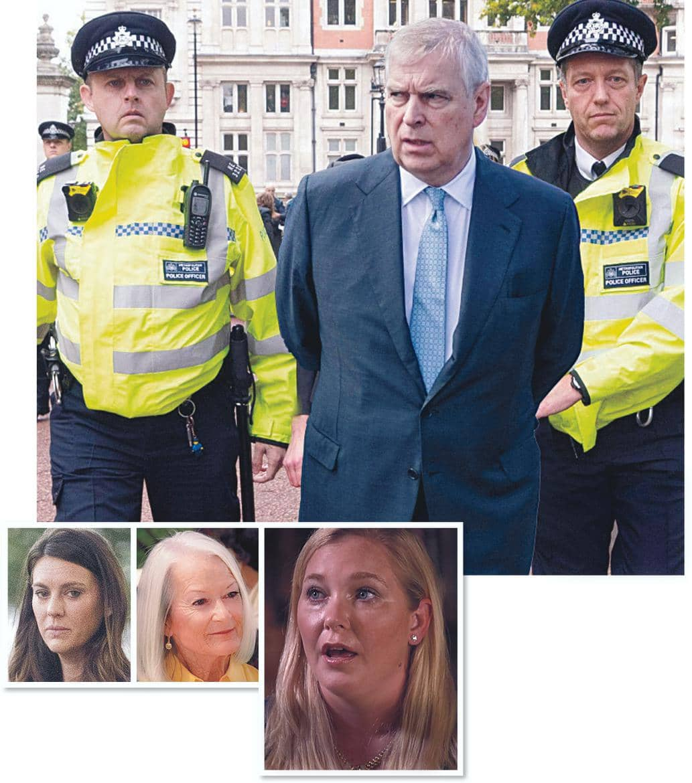 Andrew Under House Arrest!