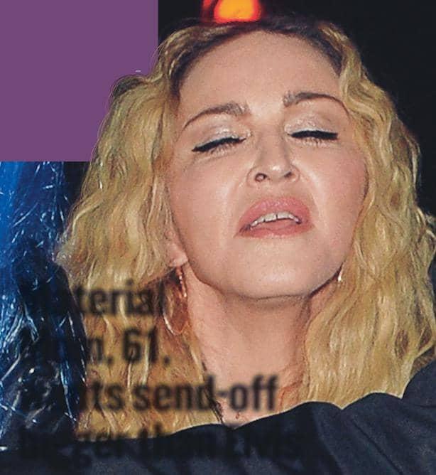 Broken Down Madonna Plans Own