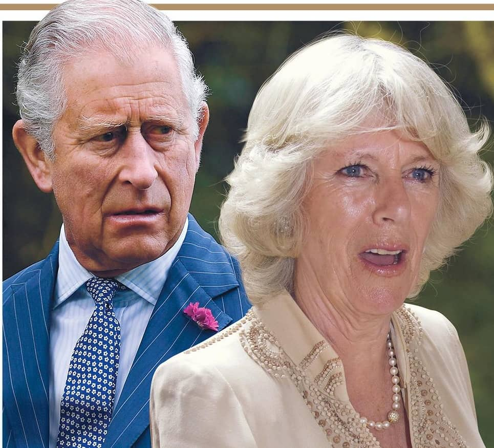 Cunning Camilla Vows Hell For Fergie!