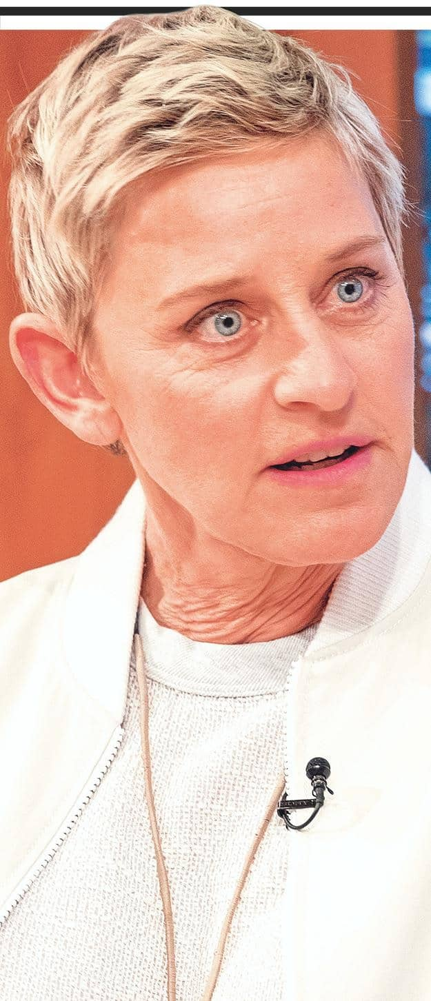 ELLEN's LOTTERY BET EXPLODES IN SCANDAL!