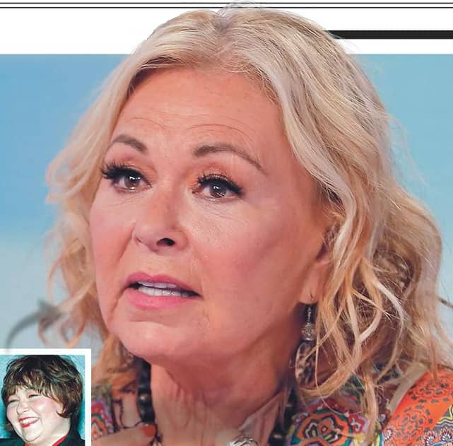 DESPERATE ROSEANNE'S WEDDING WOES!