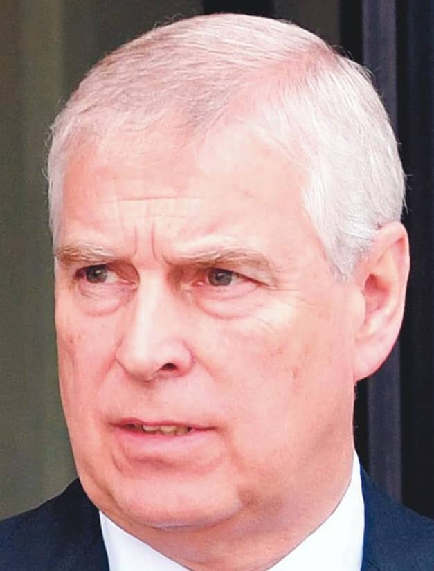 PRINCE ANDREW'S MONEY MELTDOWN