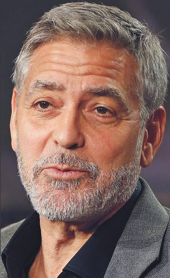 Classy Clooney's $1M Funeral Plan!