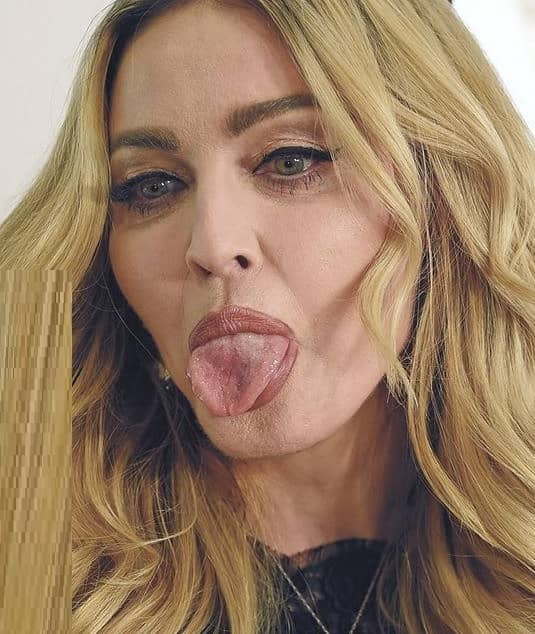 MADONNA'S CATFIGHT WITH EX'S NEW WIFE!