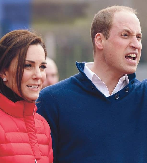 Fed-Up William & Kate Our Side Of The Story!