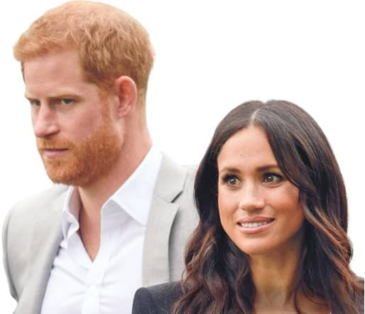 MEGHAN & HARRY SELL SOULS TO 'LUCIFER!'
