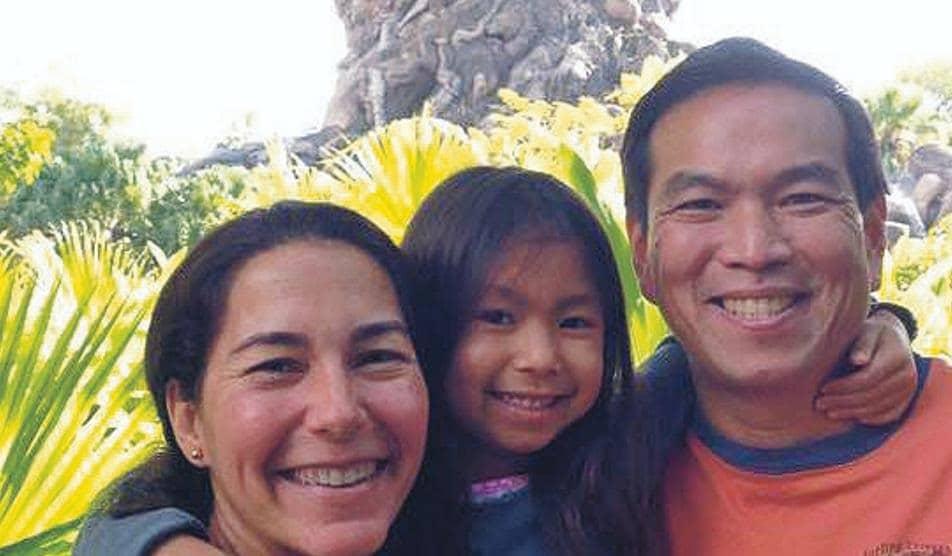 DAD BLOWS AWAY CANCER-RAVAGED DAUGHTER!